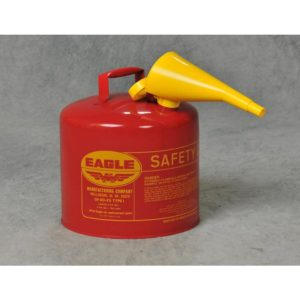 5 gal. Safety Gas Can
