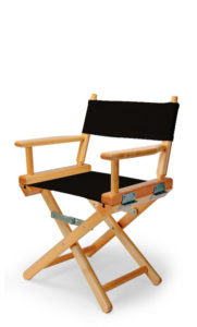 Low Director's Chair